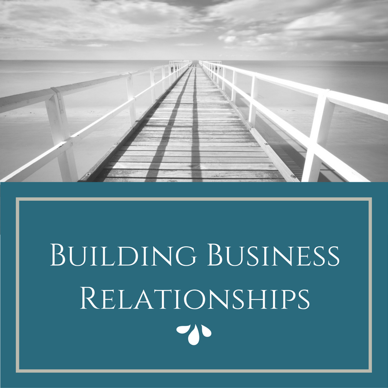 building relationships Building relationships building relationships is about two-way communication the first step is identifying the people, organizations or groups with whom you should.