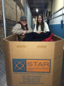 Star Thermoplastics Coat Drive Gaylord