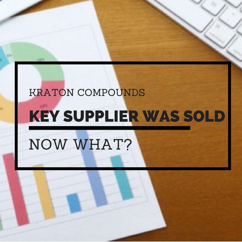Kraton Compounds Sold