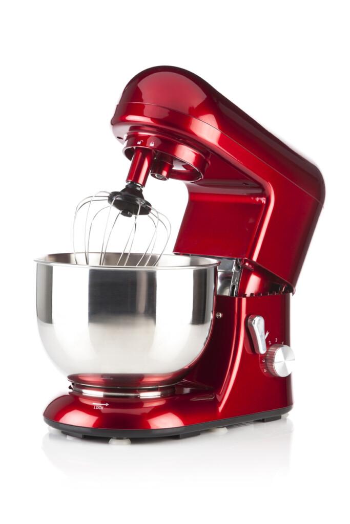 StarPrene TPE on a red countertop mixer