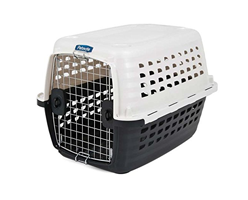 Picture of a portable pet kennel made from TPE