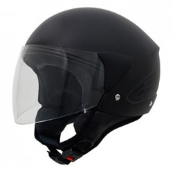 TPE is used in sports safety equipment like this black helmet